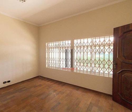 Casa Com 4 Dormitórios Para Alugar, 385 M² Por R$ 6.500/mês - Vila Prudente - São Paulo/sp - Ca0714