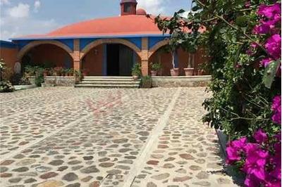 Casa De Retiro, Hacienda, Rancho.