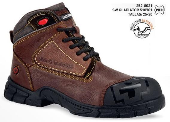 Zapato Swissbrand Gladiator P/ Hombre Tallas 25-30mx