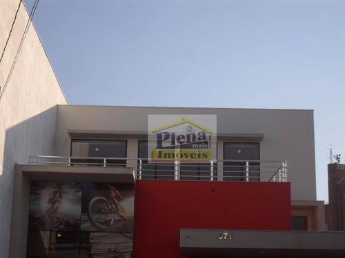 Sala Comercial Para Locação, Centro, Sumaré. - Sa0138