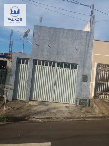 Imagem 1 de 25 de Casa Com 5 Dormitórios À Venda, 125 M² Por R$ 210.000,00 - Vila Industrial - Piracicaba/sp - Ca0886