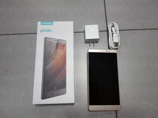 Celular Lenovo Phab 2, 32gb, Ram 3gb Dual Sim. Sin Uso