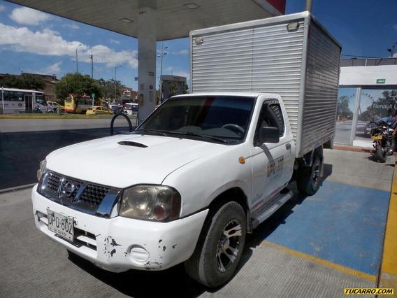 Nissan Frontier Furgon