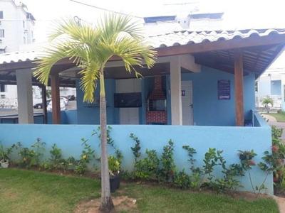 Cobertura Com 3 Dormitórios À Venda, 93 M² Por R$ 205.000 - Caji - Lauro De Freitas/ba - Co0103
