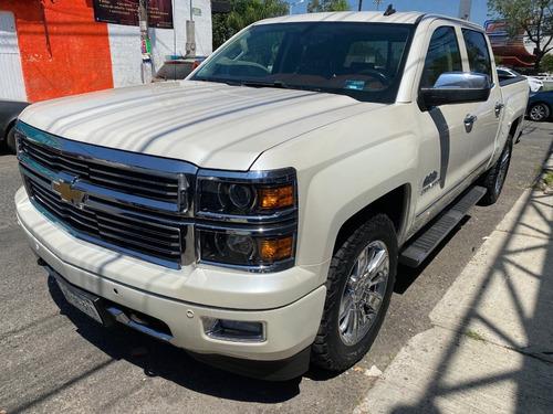 Imagen 1 de 13 de  Chevrolet Cheyenne 2500 High Country Ltz Piel Qc 2015