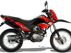 Zanella Zr 150 12 Ctas $4676 Motoroma