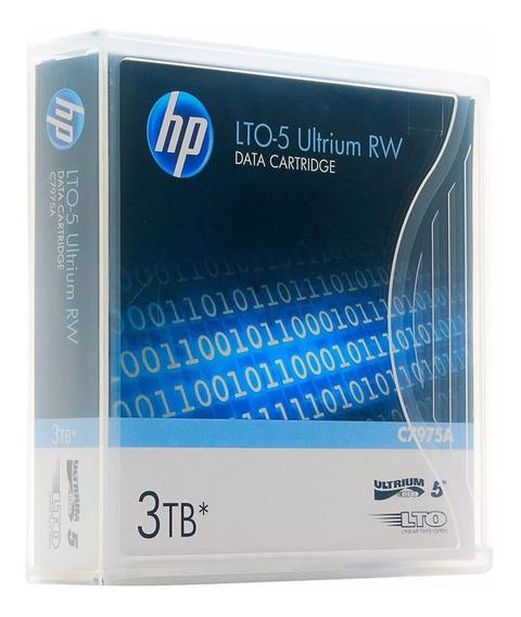 Fita Hp Lto-5 Ultrium Rw 3.0 Tb Original C7975a*****