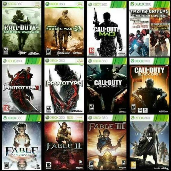 10 Juegos De Xbox Live Descargar Digital Mega Baratos Promo