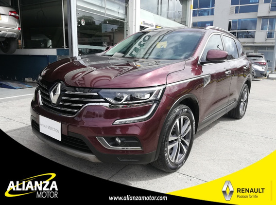 Renault Koleos Intes 2018