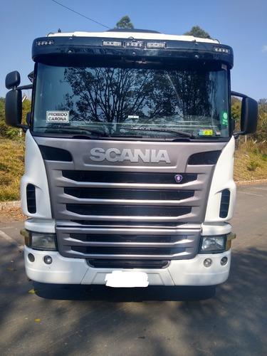 Imagem 1 de 15 de Lote/frota De 10 Veiculos - Scania G 420 - 6x4 Euro 3