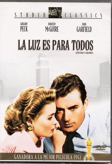 La Luz Es Para Todos - Gregory Peck - D. Mc Guire - Garfield