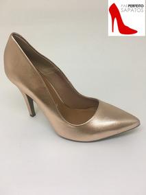 4640876e89 Sapato Scarpin Ouro Velho - Sapatos Marrom claro no Mercado Livre Brasil