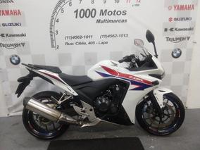 Honda Cbr 500 Abs 2014 Otimo Estado Aceito Moto