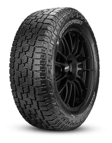 Imagen 1 de 10 de Neumatico Pirelli Scorpion At Plus 245/70 R17 110t Cuotas