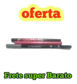 Kit3 Lápis De Olho E Lábio/ Delineador/ Lápis De Sobrancela