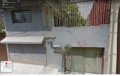 Bonita Casa En Calle Tlecoate, Colonia San Fernando, Tlalpan
