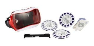 Paquete Visor Del Espacio View Master Realidad Virtual