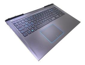 Teclado Notebook Gamer Dell G7-7588 Cinza - Original (novo)