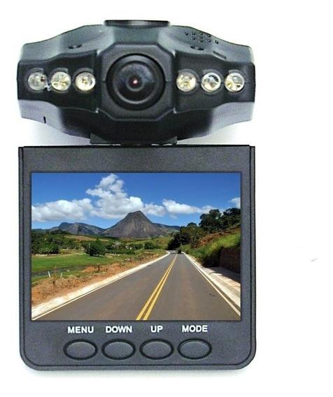 Camera 1080p Filmadora Automotiva Veicular Hd Visão Noturna