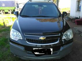 Chevrolet Captiva 2.4 Nafta 6ta Secuen