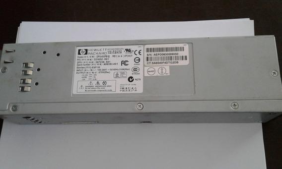 Fonte Hp Hewlett Packard Dps-600pb