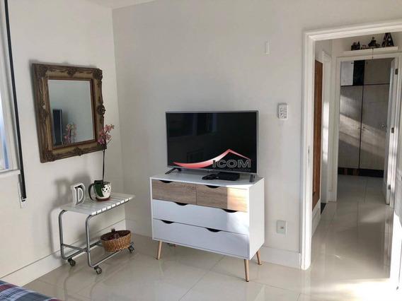 Apartamento Com 2 Dormitórios À Venda, 88 M² Por R$ 620.000 - Ap3270