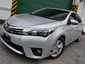 Toyota Corolla 1.8 Xei Cvt Pack 140cv 2015 / 1ºdueño 40mil K