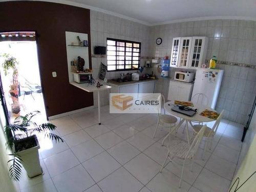 Imagem 1 de 11 de Casa Com 3 Dormitórios À Venda Por R$ 270.000,00 - Jardim Santa Esmeralda - Hortolândia/sp - Ca3186
