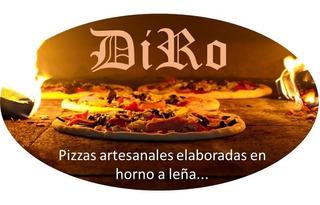 Pizza Por Metro.. Horno A Leña