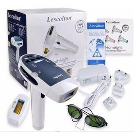 Depilador A Laser Permanente Luz Pulsada Lescolton Promoção