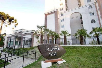 Lindo Apartamento 3 Quartos. Le Jardin. Portão - Curitiba - Pr - Ap0018