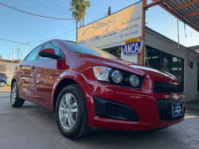 Chevrolet Sonic 2015 1.6 Lt L4 At