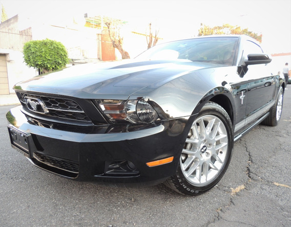 Ford Mustang 2012 V6 305 Hp Automático