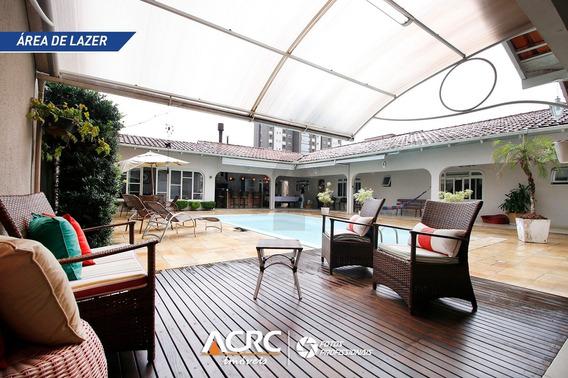 Acrc Imóveis - Casa Mobiliada Com Piscina Para Venda No Bairro Escola Agrícola - Ca01290 - 34839803