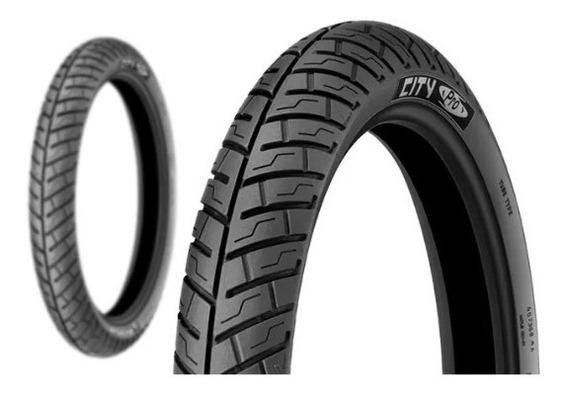 Pneu Michelin 350-16 City Pro Kansas 150 Intruder 125 Mirage
