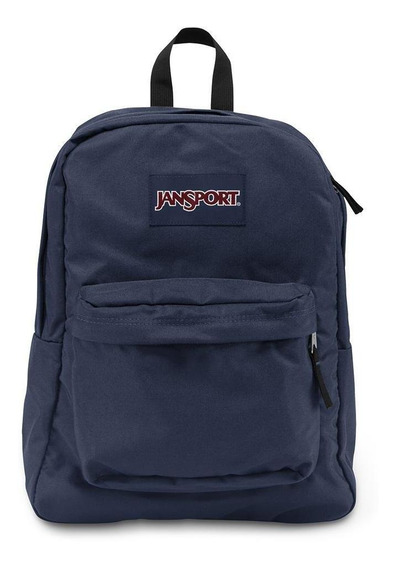 Mochila Jansport Superbreak Navy