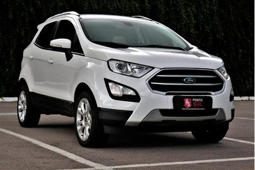 Imagem 1 de 14 de Ford Ecosport Titanium 2.0 Aut Flex