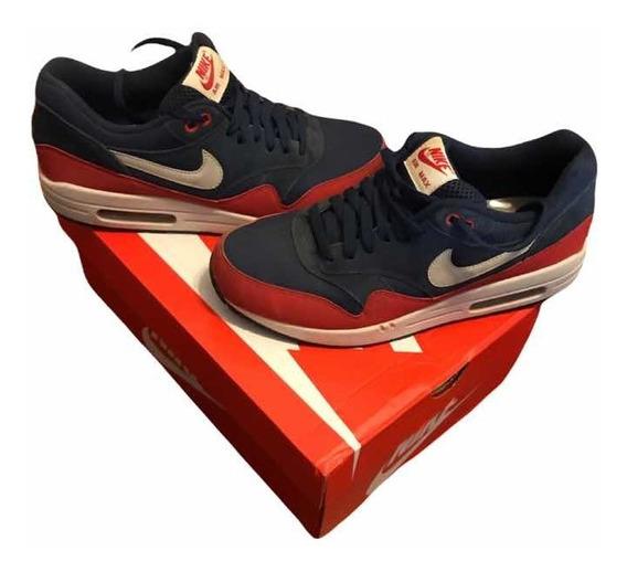 Zapatillas Nike Air Max 1 Blue/red