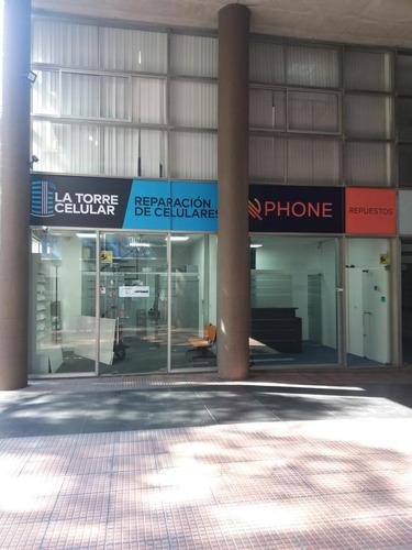 Venta Local En El  Centro Montevideo Con Renta Torre De Los Profesionales