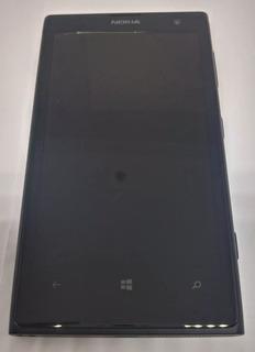 Nokia Lumia 1020 4g Lte Preto Não Liga, Tela Trincada