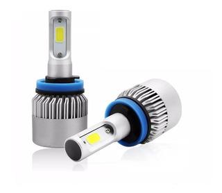 Kit Focos Led Luz Ultrablanca Tipo Xenon H11