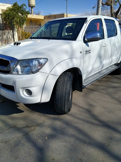 Toyota Hilux Srv 3.0 4x4 Doble Cabina