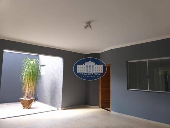 Casa Com 3 Dormitórios À Venda, 209 M² Por R$ 500.000 - Umuarama - Araçatuba/sp - Ca1192