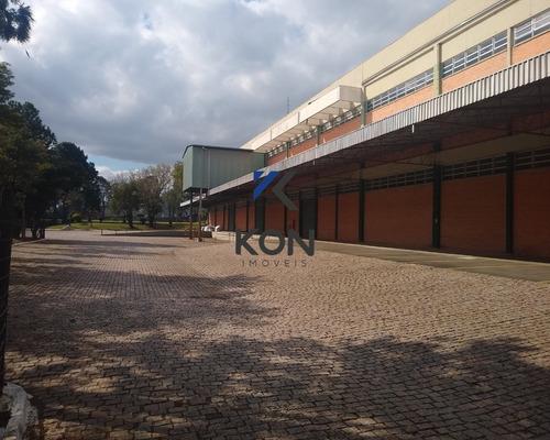 Imagem 1 de 22 de Galpão, Armazém, Deposito Para Locação No Cic, Curitiba Pr. - Ga00037 - 69565913