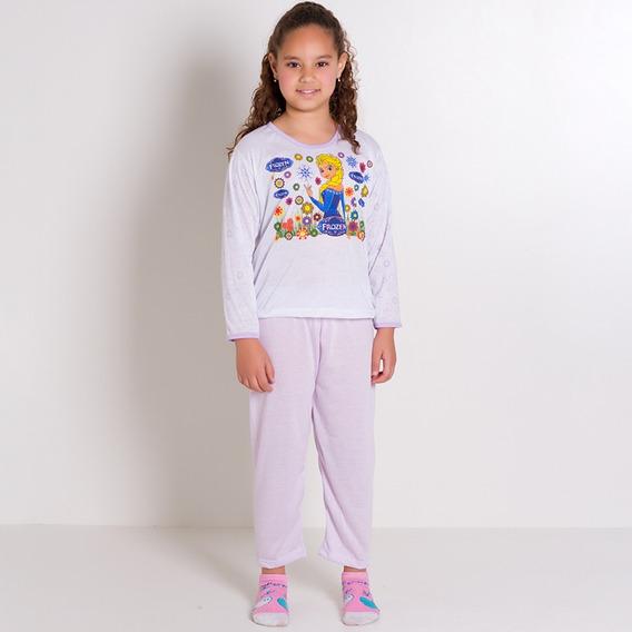 Pijama Infantil No Atacado De Calça E Blusa - Kit Com 10