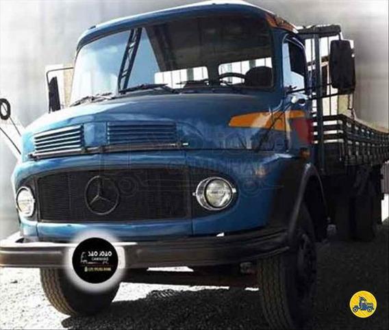 Caminhao Mercedes-benz Mb 1113