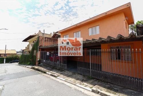 Imagem 1 de 15 de Casa Para Venda Em Osasco, Jaguaribe, 3 Dormitórios, 2 Banheiros, 3 Vagas - Al1_2-1153159