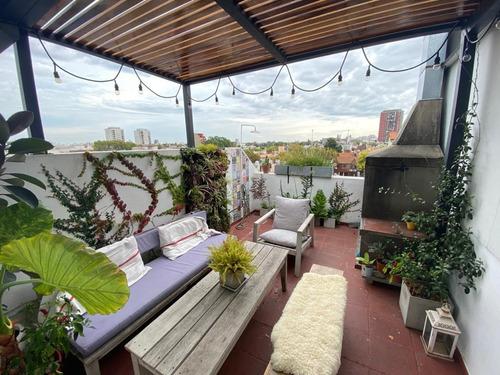 3 Ambientes En Venta, Saavedra  - Terraza Y Cochera, Parrilla Y Vista, Quincho, Único