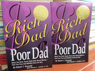 Rich Dad Poor Dad By Robert Kiyosaki [zar]