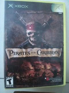 Pirates Of The Caribbean Xbox Clasico